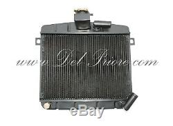 Radiateur D'eau Radiateur Alfa Romeo 115 Araignée Carburateur Moteur 70-89