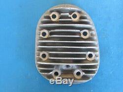 Rare Original Nos Aluminium Moteur Tête Du Côté Gauche Bmw R6 R61
