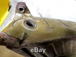 Réservoir D'essence Gauche Nos1947-1948 Ul Harley Knucklehead Oeil De Soupape D'huile 343