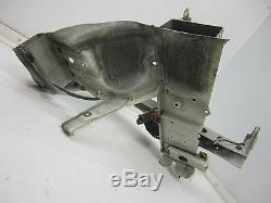 Support De Radiateur Conducteur Gauche Cadre Rail Avant Clip De Base Head Light Fender Mont