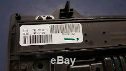 Tableau De Bord P55111011ai Pour Tableau De Bord, Contrôle De La Climatisation, Jeep Grand Cherokee 2007
