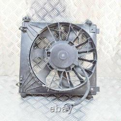 Tesla Model S 75d Left Side Engine Radiator Cooling Fan 6007352-00-f 386kw 2018