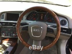 Volant En Bois Audi A6 C6 2004-2011