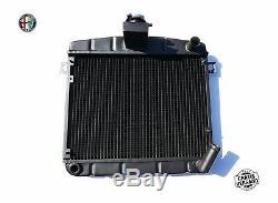 Wasser Kühler Motorkühler Radiateur Alfa Romeo 115 Spider 2,0 Bosch Anlage 87-89