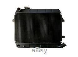 Wasserkühler Kühler Fiat 124 Spider 1800 1,8 Vergaser Cs1 Radiateur Nous 1975-1979