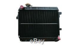 Wasserkühler Kühler Radiateur Fiat 124 Spider 2000 Ie Bosch Einspritzer 1979-1980