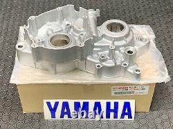 Yamaha Blaster Crankcase Boîtier Moteur Côté Gauche Genuine Yamaha Flambant Neuf