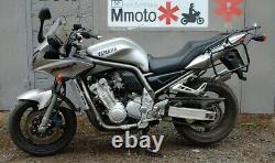 Yamaha Fz1 Fazer Fzs1000 Crash Bars Engine Guard + Porte-bagages Side Carriers