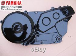 Yamaha Rd350 Véritable Ypvs Rz350 Capot Moteur Latéral Gauche. 29l-15410-00 Nos