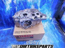 Yamaha Yz250f Kit De Carter Moteur Crank Gauche / Droite Bas / Boitier De Moteur Wr250f