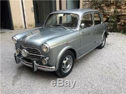 Zylinderkopf Fiat 1100-103 1200 Tv Trasformabile 5 Port Culasse 1953-1970