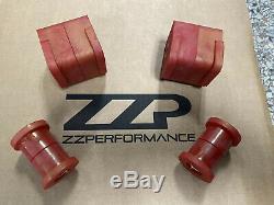 Zzperformance Couple Strut Polyuréthane 3800 3.8l Dog Bone Poly Motor Mounts